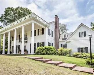 Stunning East Memphis estate with beautiful antiques and outdoor furniture.