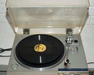 SONY PS-LX1 DIRECT DRIVE  TURNTABLE