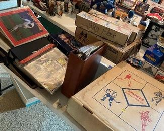 Tons of Baseball Cards