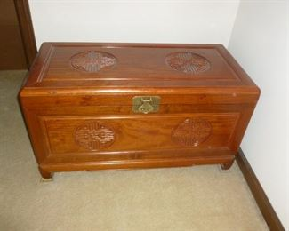 Asian Style Trunk
