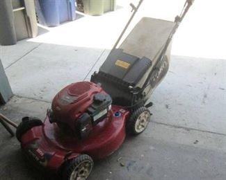 Toro Ready Start Lawn Mower