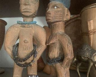 Nigerian Figurines