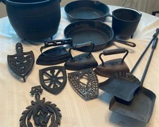 001 Cast Iron Collection