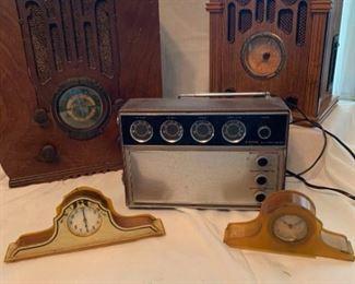 002 Radios and Clocks