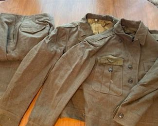 003 Eisenhower Jackets and Trousers