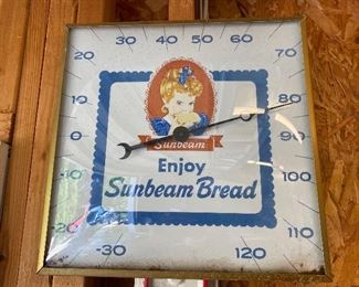 Enjoy Sunbeam Bread Thermometer