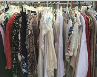more indian cotton tops & dresses