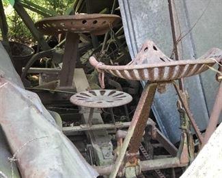 Tractor seats , tractor parts