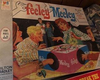 Vintage games of all kinds