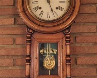 Regulator Wall Clock.