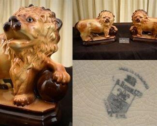 Lancaster & Sons Medici Lions