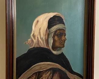 Oil on Canvas - 22.5x27.5 - MK So..
