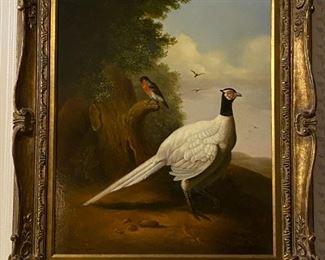 Oil on Canvas - 21.5x31 - Picken Hagan