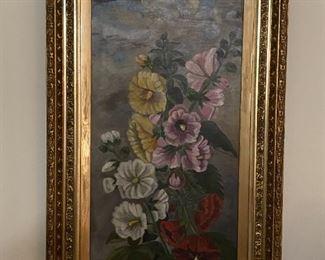 Oil On Canvas - 17.5x29