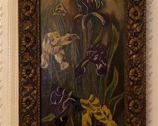 Oil on Canvas - 17x26.5