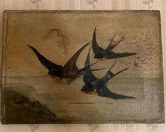Oil on Canvas - 14x10 - UNFRAMED