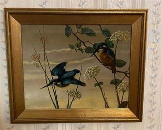 Oil on Canvas - 19x15.5