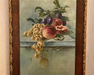 Oil on Canvas - 15.5x21.5