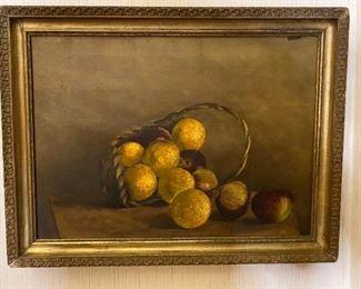 Oil on Canvas - 25x19