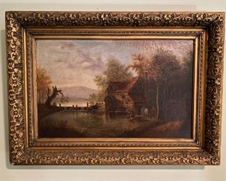 Oil on Canvas - 28x21