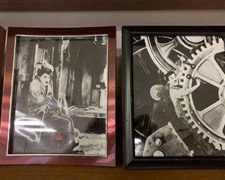 Charlie Chaplin Photographs
