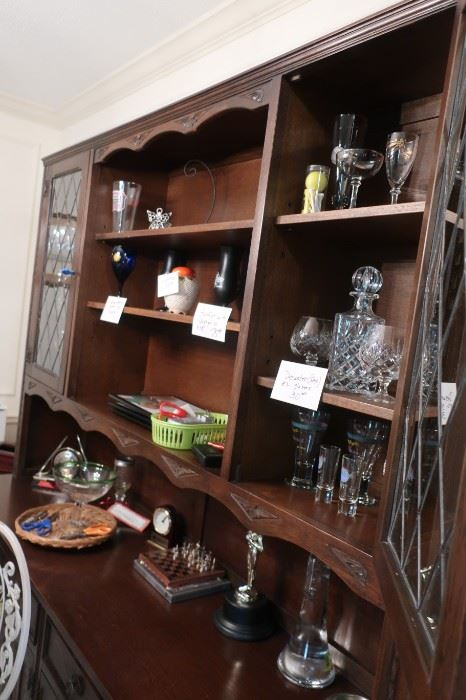 buffet  with  storage   75.00