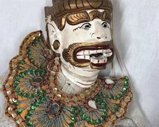 Chinese Opera Monkey King Marionette String Puppet