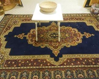 Many rugs