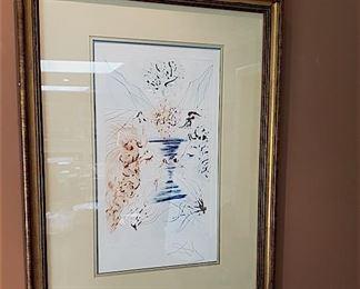 Art Salvador Dali