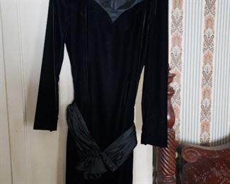 German vintage dress