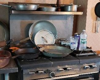 (Stove is not  for sale)