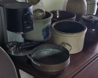 Crocks & jugs