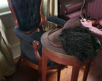 Queen Ann Chairs