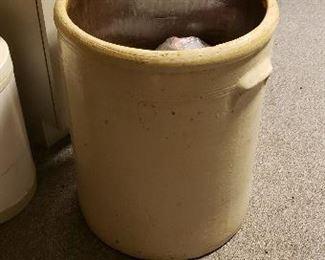 30 gallon crock