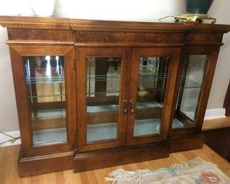 799 Glass Sideboard Barmin
