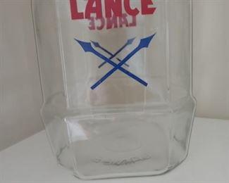 Lance Antique Jar