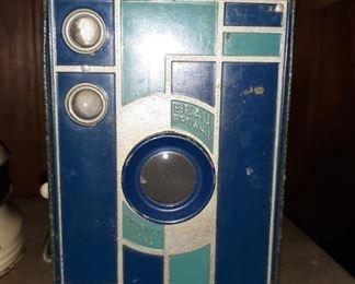 Antique  Beau Brownie camera