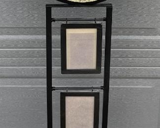 "Replogle 12"" Diameter Globe Platinum Classic Series With Metal Tri Picture Frame Base"