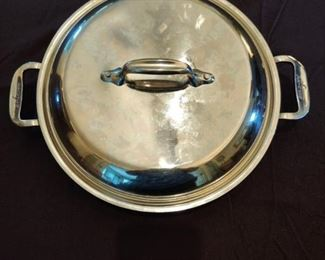 AllClad Saute Pan