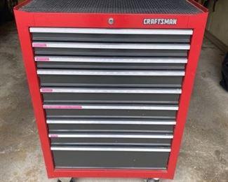Craftsman 9 Drawer Tool Cart