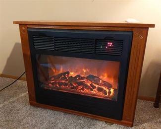 LifeSmart Infrared Fireplace Heater