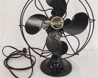 Emerson B Jr. 10 inch oscillating fan