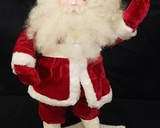 Vintage Santa Claus 16 inches tall