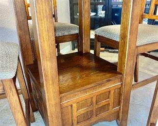 Detail pic Pub table