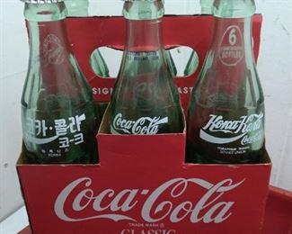 international coca-cola bottles