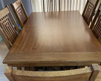 Shaker Style Table and Chairs