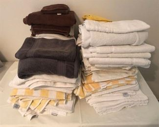 A Lot of Towels
