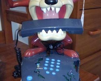 Taz phone.
