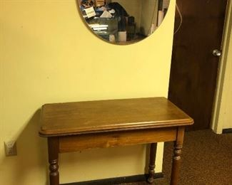 Vintage Lift Top Table
