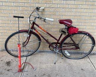 Womes Bike